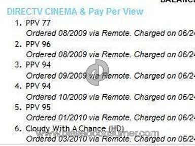 DIRECTV Tv Service review 79699
