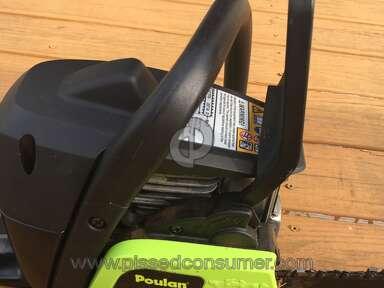 Poulan Pro Poulan P3816 Chainsaw review 187184