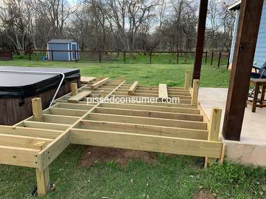 Home Depot Installation review 502497