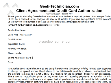 Geek Technician Software review 54499