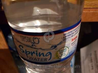 Crystal Springs Water Bottled Water review 423046