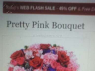 Avasflowers Pretty Pink Bouquet review 163844