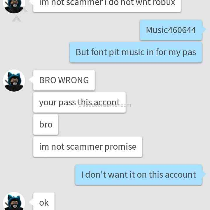 I have been scammed and i contacted so many roblox co Dec 05, 2018