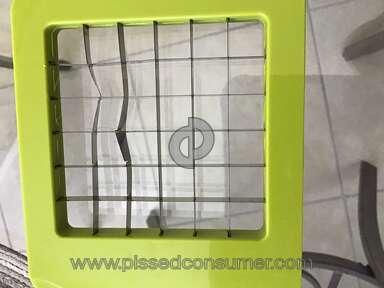 Sharper Image - 4 in 1 Food Chopper Blades