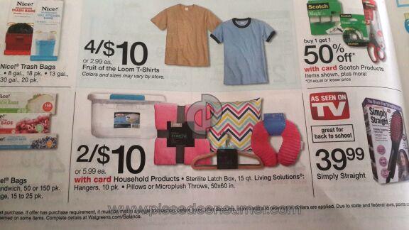 Walgreens Advertisement