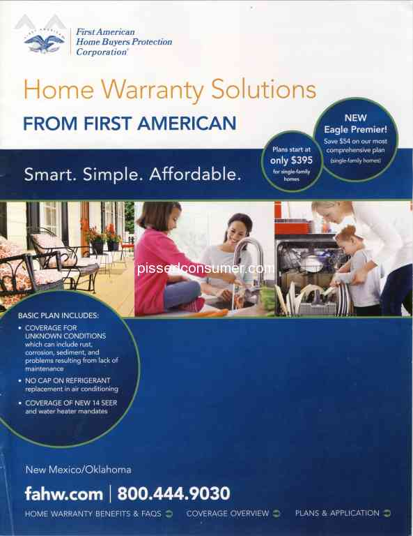 6 First American Home Warranty Water Heater Warranty Reviews And