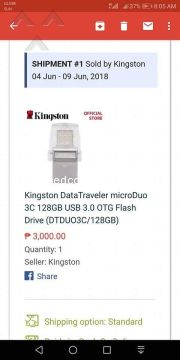 Kingston Technology Flash Drive
