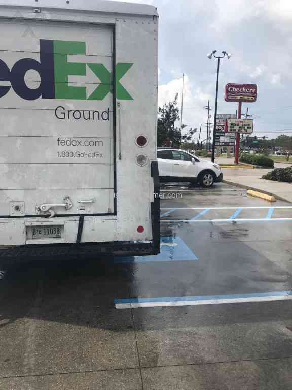 72 Fedex Vehicle Driver Reviews And Complaints Pissed