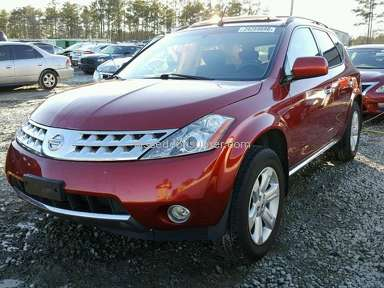 Copart Auto Auction 2007 Nissan Murano Car review 272091