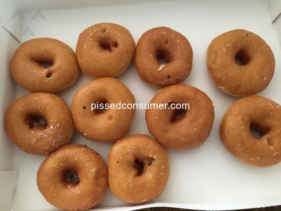 Krispy Kreme Doughnuts Original Glazed Doughnut