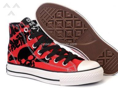 Converse Footwear and Clothing review 7617