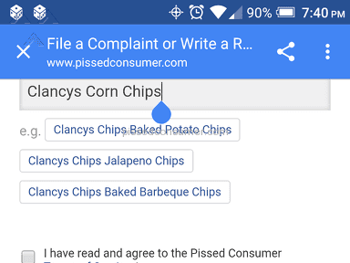 Clancys Chips - Chips Review from Clearwater, Florida