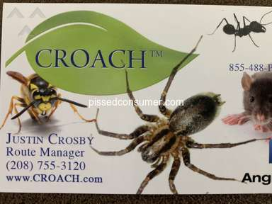 Croach Household Services review 355306