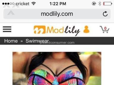 Modlily Footwear and Clothing review 119009