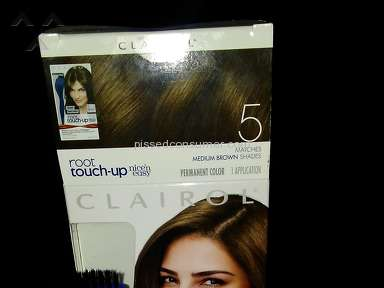 Clairol - I bought Root Touch Up & got less for more $$$
