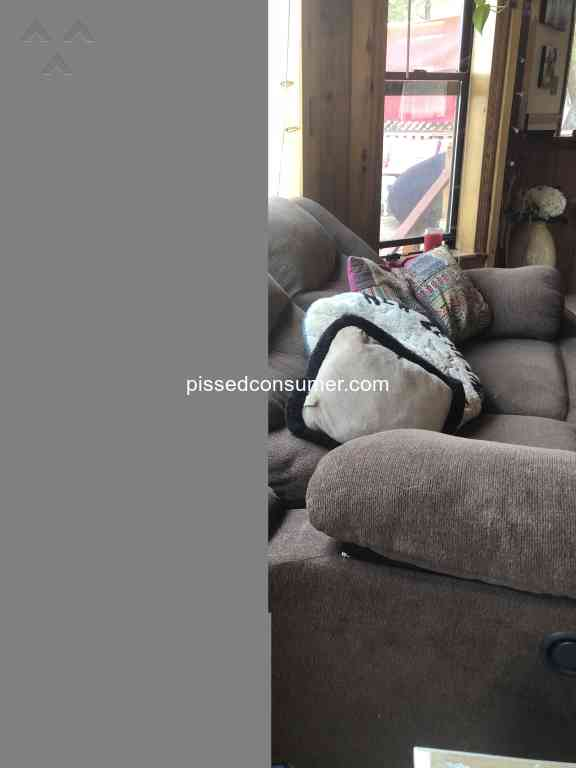 2507 Ashley Furniture Reviews And Complaints Pissed Consumer