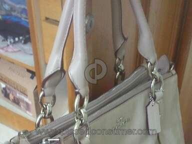 Coach Handbag review 72403