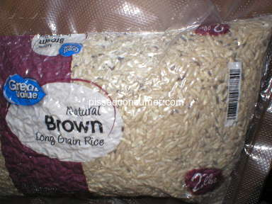 Walmart Great Value Rice review 853226