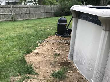 Namco Pools Pool Installation review 212792