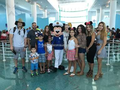 Disney Cruise Line - FAMILY DEVASTATION