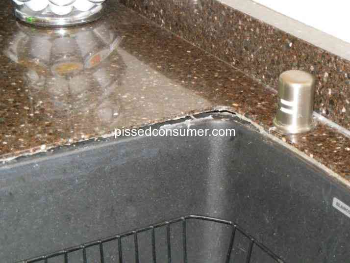 Granite Transformations Beware Of Transformation S Warranty Scam