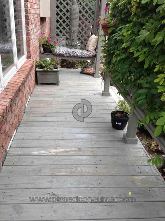 Behr Porch And Patio Paint Quart