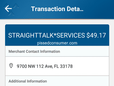 Straight Talk Wireless Customer Care review 450285