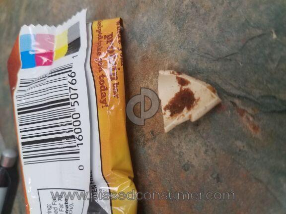 Nature Valley Peanut Butter Dark Chocolate Protein Snack Bar