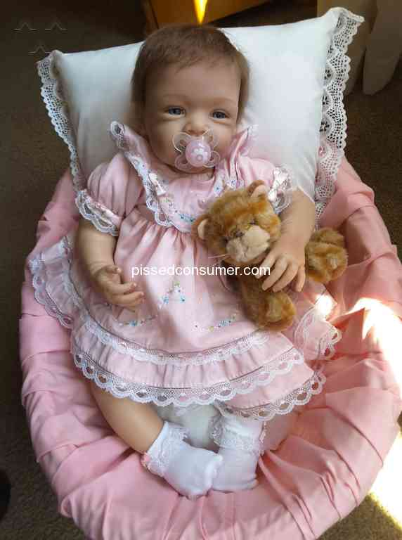 The Ashton Drake Galleries - Beautiful Doll