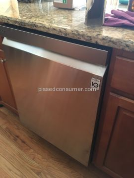 Lg Electronics Dishwasher