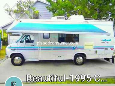 Letgo - The ad posted for RV was a scam.. I just lost $2,500