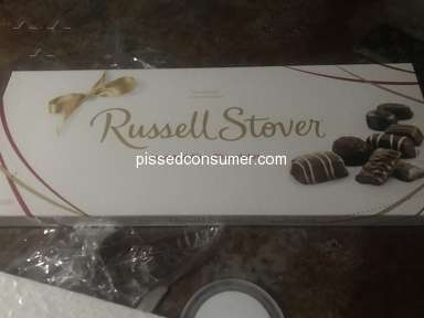 Russell Stover Candies - Is this chocolate or a test run gone bad?