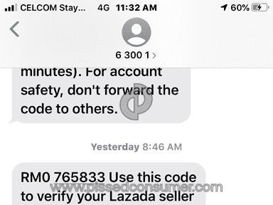 Lazada Malaysia Profile review 731279