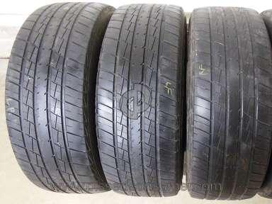 Sams Club - Tire Department the Weakest