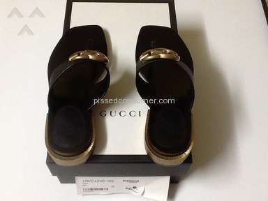 Gucci Shoes review 114311