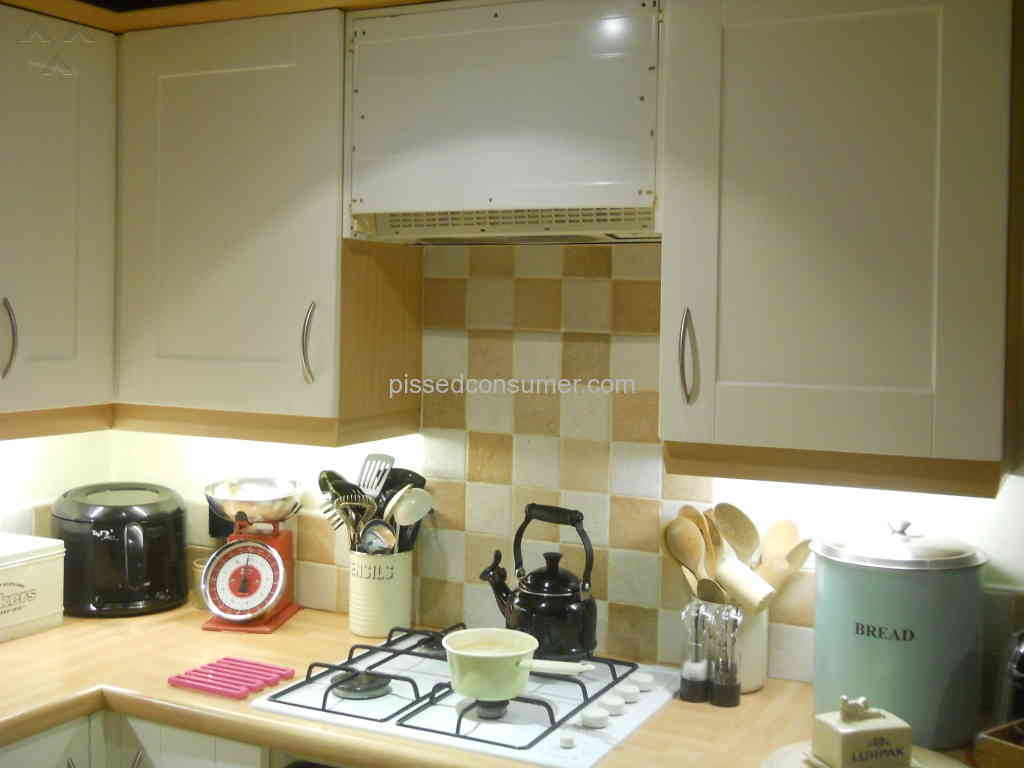 Merveilleux Kitchen Magic Uk   Dreadful Quality And Rubbish Professionalism   Avoid