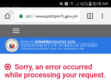 Dfa Passport Appointment System - My group passport apointment code