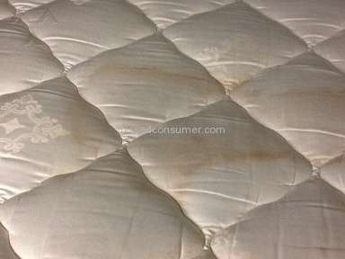 Wyndham Hotels And Resorts - Filthy mattress