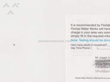 Florida Water Works Utility review 47875