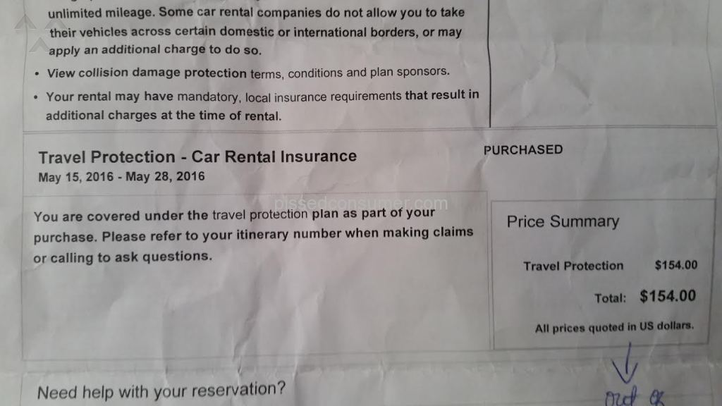 18 Travelocity Car Rental Reviews And Complaints @ Pissed