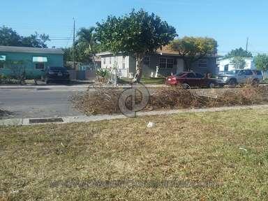 Waste Management - No area pick up. Pompano Beach, FL