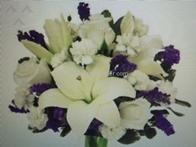 Wesley Berry Flowers Admiring Elegance Bouquet review 129483