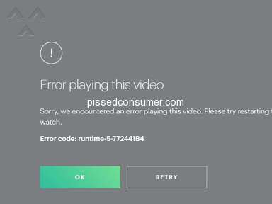 Hulu - Slow, lag *** a waste, I'd rather be slowly beaten to death