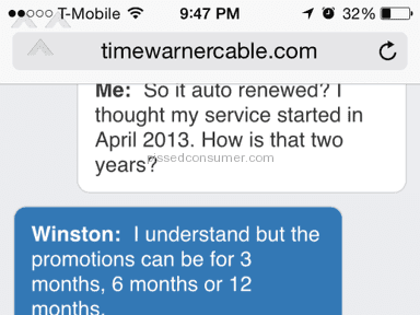 Time Warner Cable - Worst Customer Service