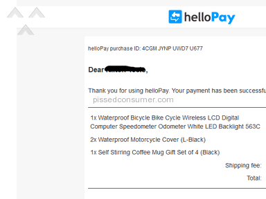 Lazada Philippines Shipping Service review 180538