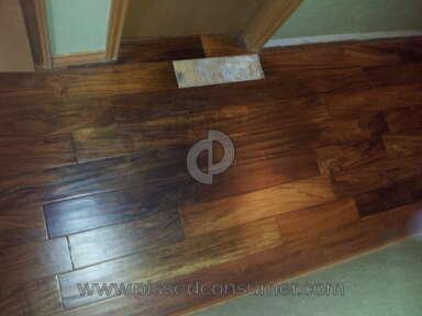 Lumber Liquidators Building Products review 27831