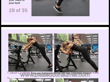 Iheartmacros 16 Week Personal Macro Coaching Fitness Program review 150298