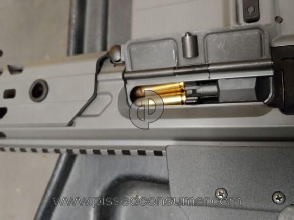 Sig Sauer Sig Mpx Rifle