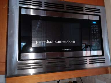 Thermador - Horrible customer care - built-in microwave