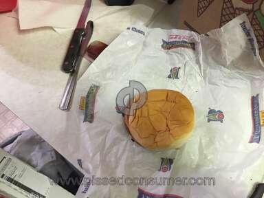 Braums Hamburger review 154220